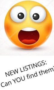 Tops - New Listings: So glad to get back to listing.